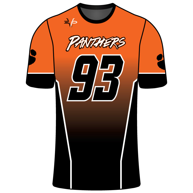 PANTHERS SUBLIMATED COMPRESSION SHIRT