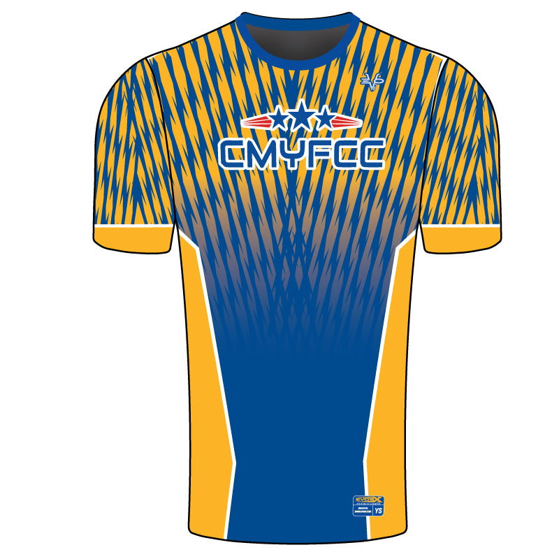 CENTRAL MASS ALL STARS COMPRESSION SHIRT