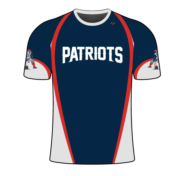 NM PATRIOTS CREW NECK SHIRT
