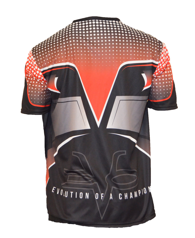 MENS FULL DYE SUBLIMATED EVO RACER JERSEY