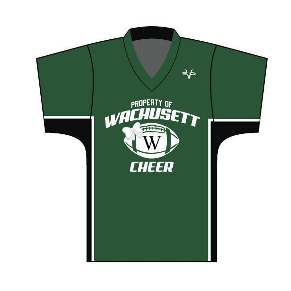 WACHUSETT CHEER FAN JERSEY