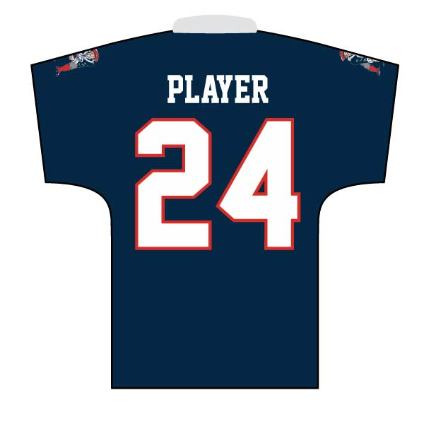 NM PATRIOTS FAN JERSEY
