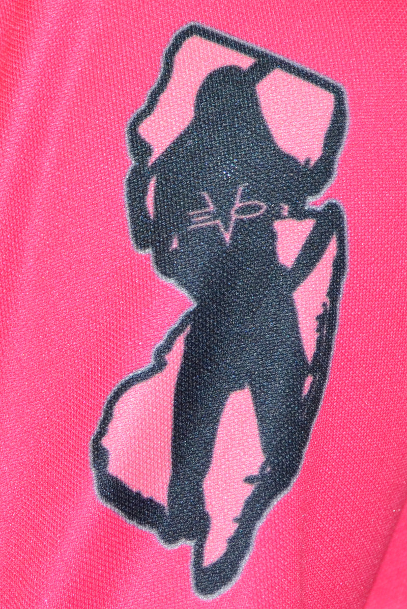 Evo9x FASTPITCH SOFTBALL Breast Cancer Awareness Shirt Pink