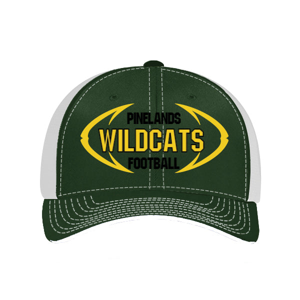 PINELANDS WILDCATS CAP