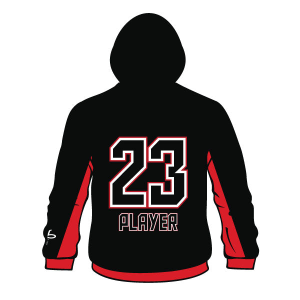Evo9x DELSEA KNIGHTS Full Dye Sublimated Hoodie