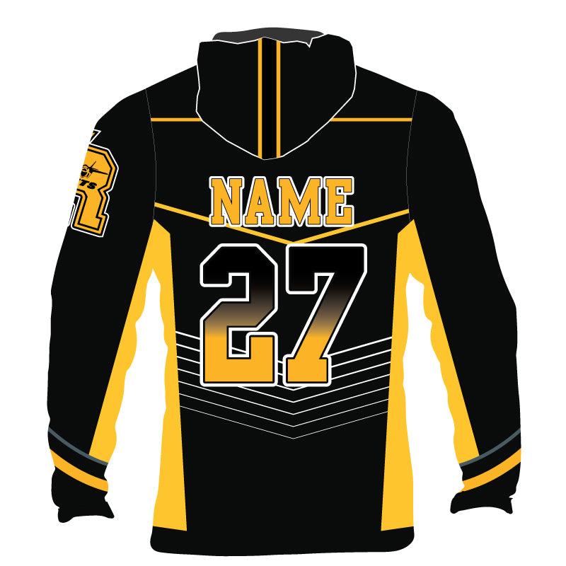 ROSEDALE JETS SUBLIMATED HOODIE