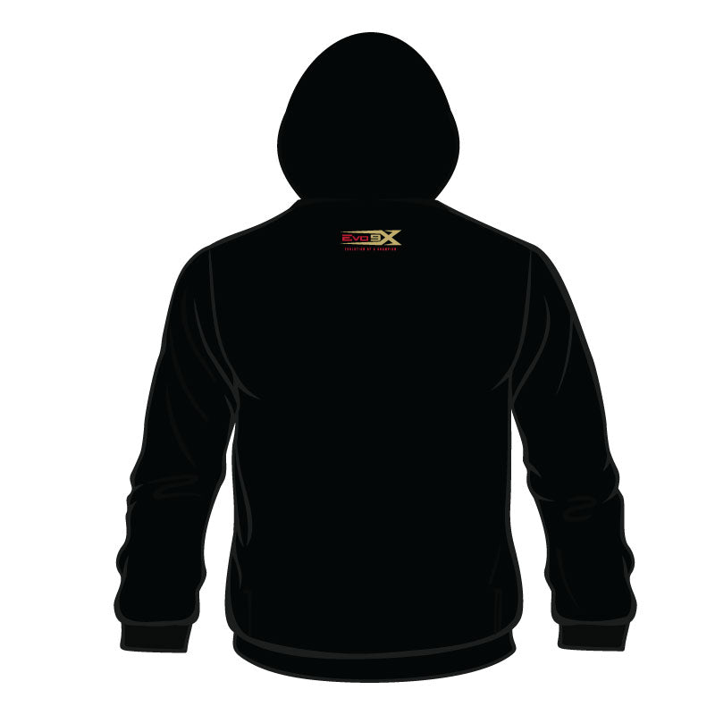 EAST PEORIA EXPRESS SUBLIMATED HOODIE