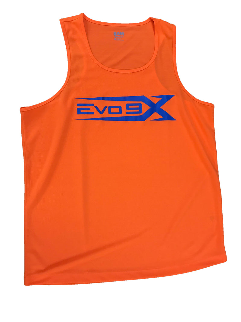 MENS MESH STYLE EVO LOGO TANK TOP CLEARANCE