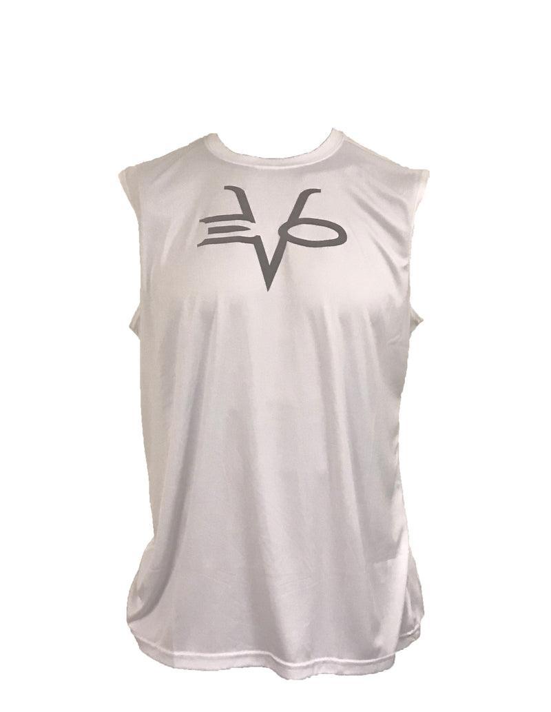 MENS EVO STAMP SLEEVELESS JERSEY CLEARANCE