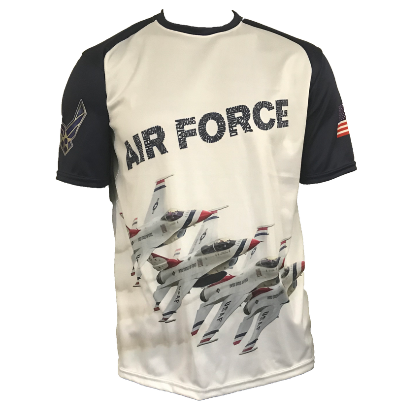 EVO AIR FORCE '18 SHIRT