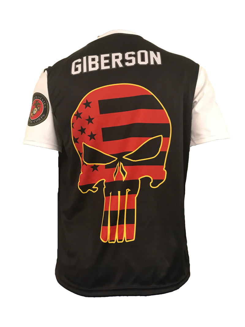 FULL DYE SUBLIMATED MARINES '18 MEMORIAL SHIRT