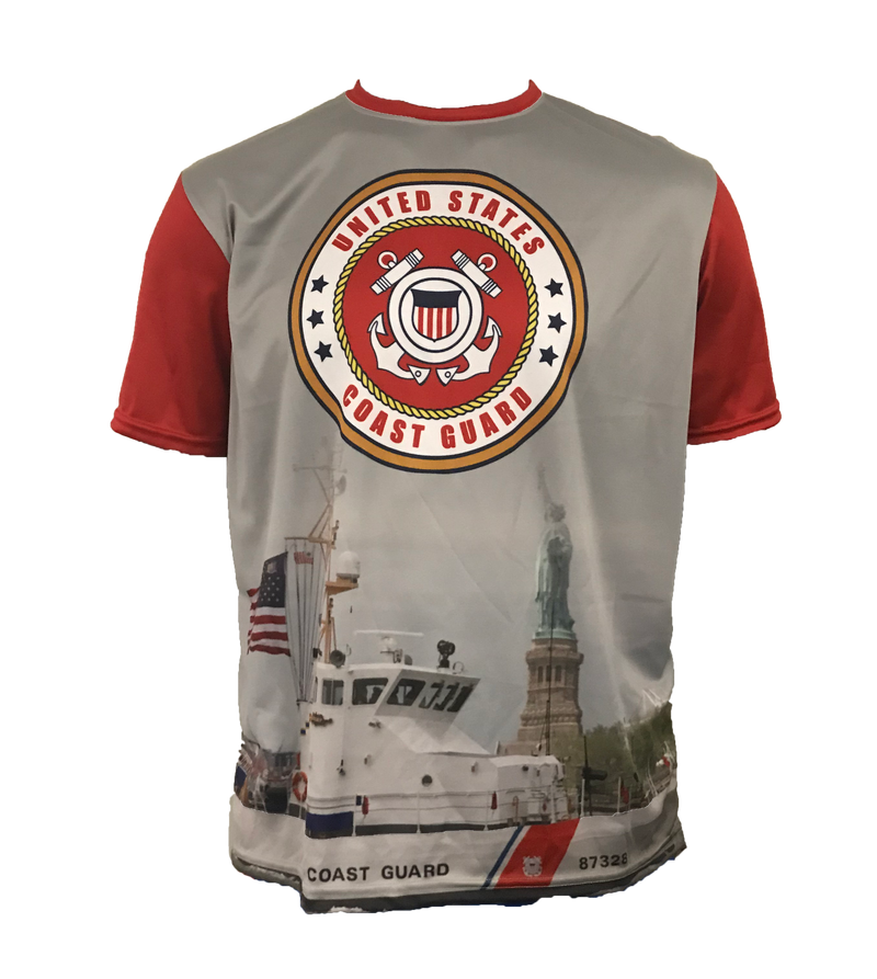 EVO COAST GUARD '18 SHIRT