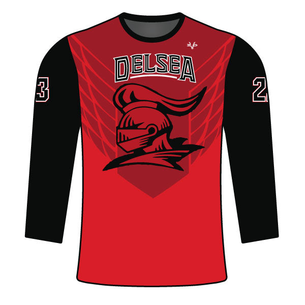 DELSEA KNIGHTS  LONG SLEEVE SHIRT