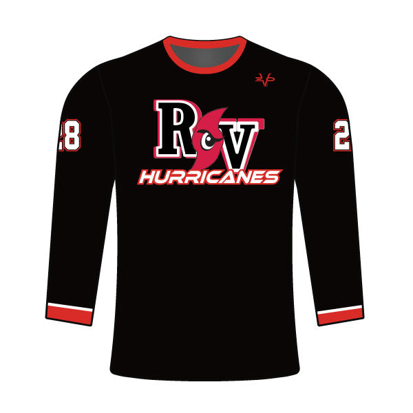 RV HURRICANES LONG SLEEVE SHIRT