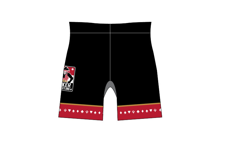 JOKER STRIPE UNIFORM COMPRESSION SHORTS (VARIOUS COLORS)