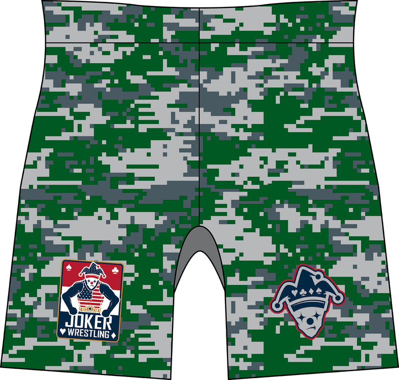 JOKER COMPRESSION SHORTS (VARIOUS COLORS)