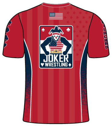 JOKER CREW NECK JERSEY (VARIOUS COLORS)