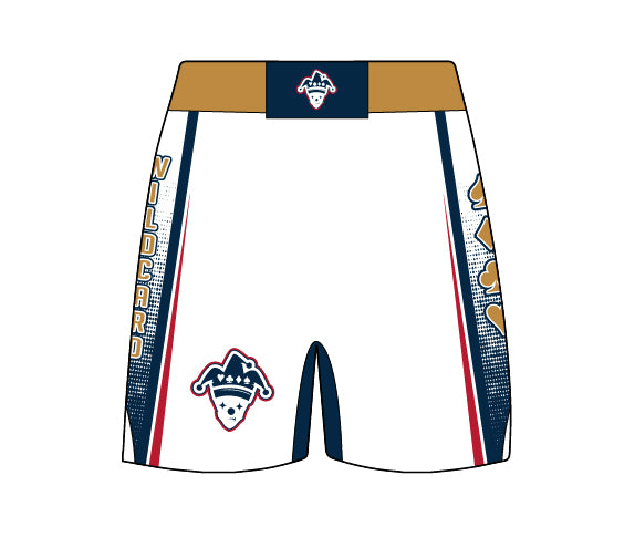 JOKER FIGHT SHORTS (VARIOUS COLORS)