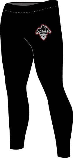 MENS AND YOUTH JOKER SYMBOL COMPRESSION TIGHTS (VARIOUS COLORS)