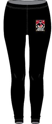 WOMENS JOKER LOGO COMPRESSION TIGHTS (VARIOUS COLORS)