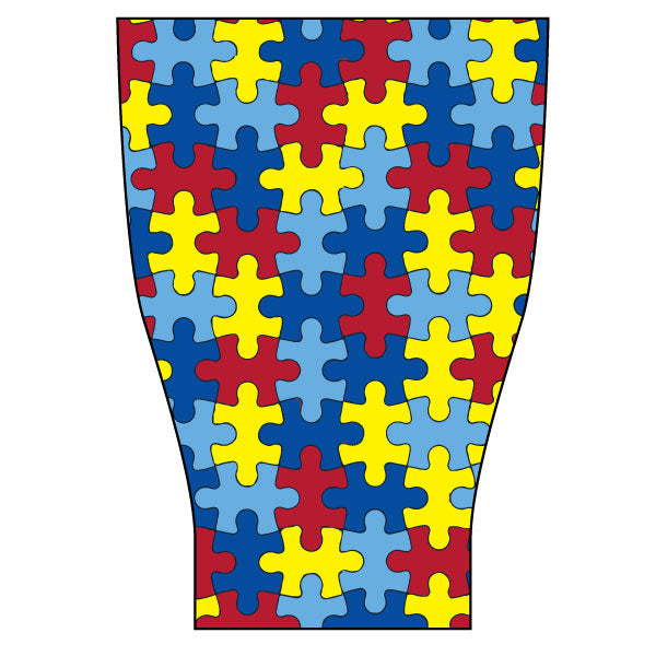 AUTISM PUZZLE ARM SLEEVE