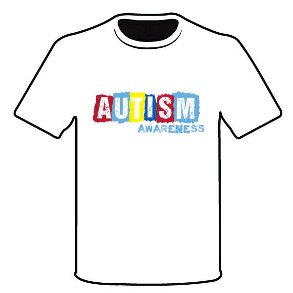 YOUTH AUTISM LOGO SEMI SUB SHIRT