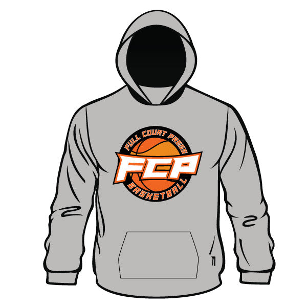 FCP SEMI SUBLIMATED HOODIE