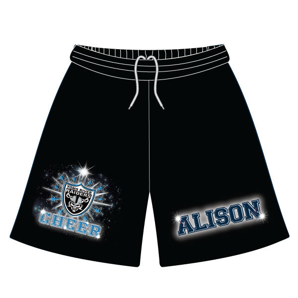 TOMS RIVER CHEER SHORTS