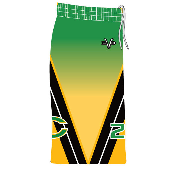 Evo9x CLINTON GAELS Full Dye Sublimation Shorts
