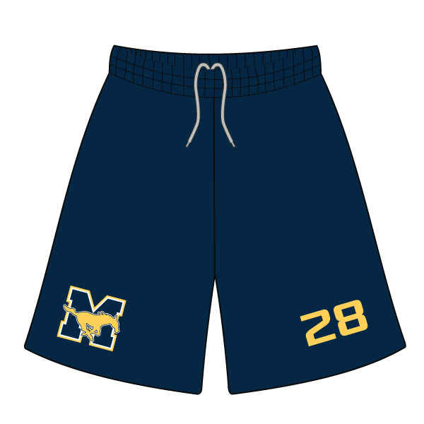 MARLBORO FOOTBALL SHORTS