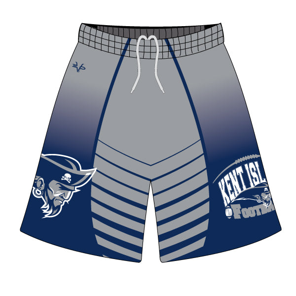 KENT ISLAND FOOTBALL SHORTS