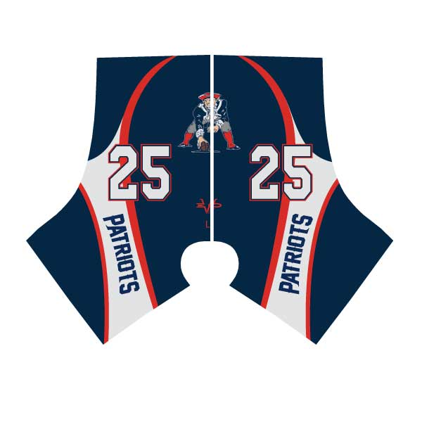 NM PATRIOTS SPATS