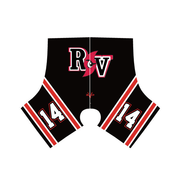 RV HURRICANES SPATS