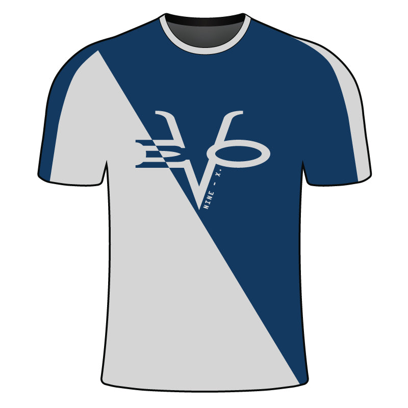 EVO TWO TONE SLASH SHIRT