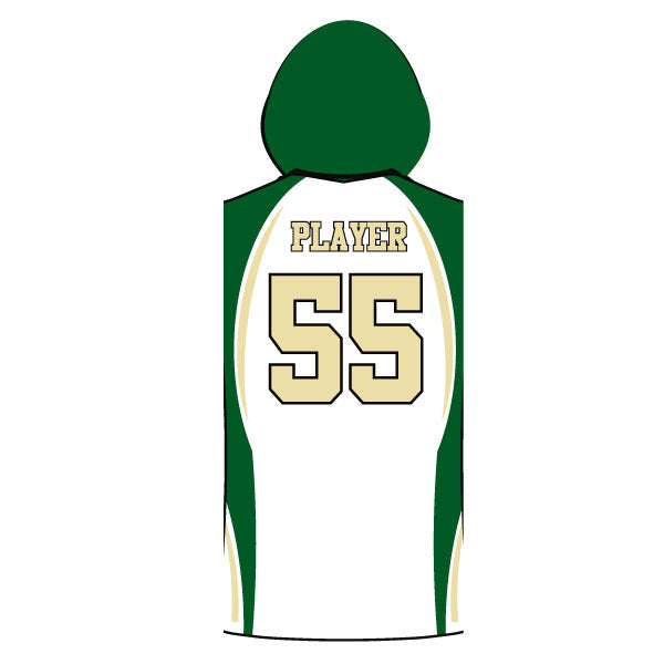 PINELANDS SLEEVELESS COMPRESSION HOODIE