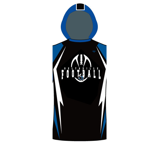 Evo9x BELTSVILLE BULLS Full Sublimated Sleeveless T-Shirt Hoodie