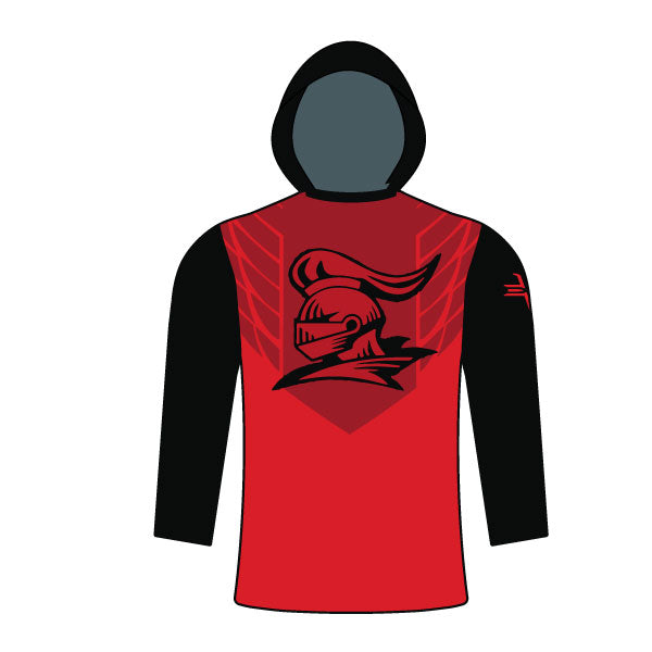 Evo9x DELSEA KNIGHTS Full Dye Sublimated T-Shirt Hoodie