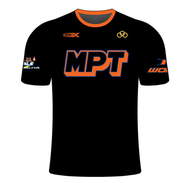 MPT BLACK UNIFORM JERSEY