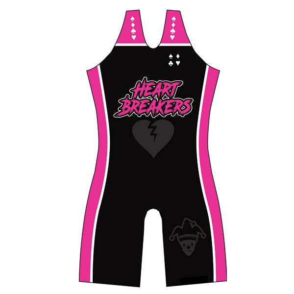 HEARTBREAKERS JOKER SINGLET