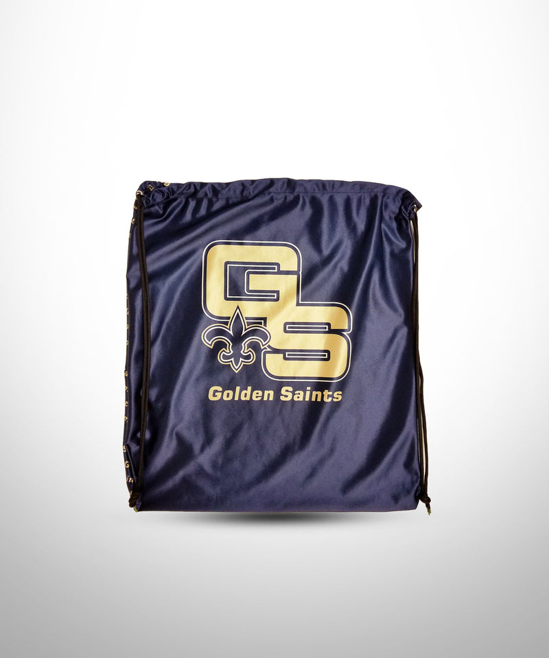 Full Dye Sublimated Bag NVY GOLDEN SAINTS