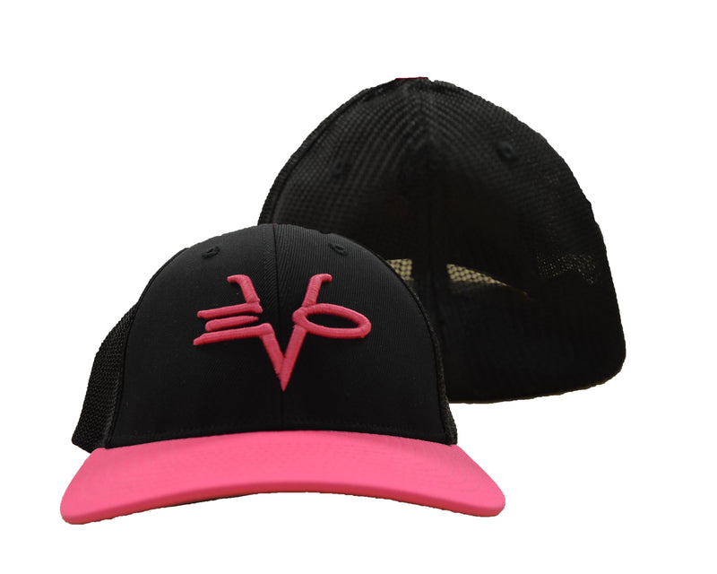Evo9x EVO Universal Trucker 2 Tone Mesh Hat- Colors Options available
