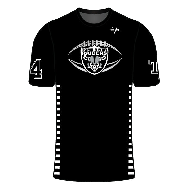 TOMS RIVER RAIDERS COMPRESSION SHIRT