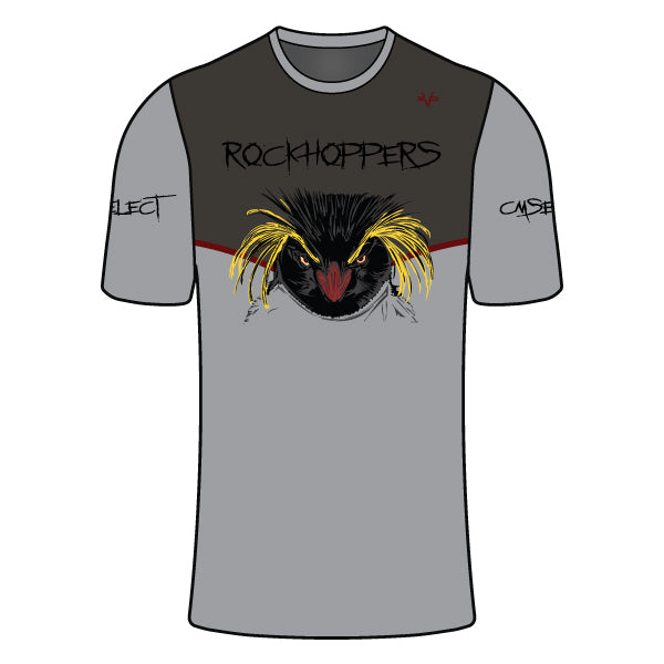 Evo9x CM SELECT ROCKHOPPERS Full Dye Sublimated Compression Shirt