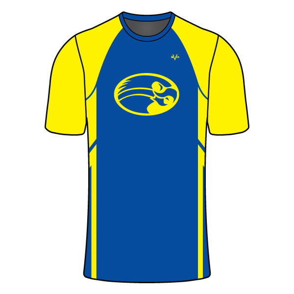 MANCHESTER HAWKS COMPRESSION SHIRT