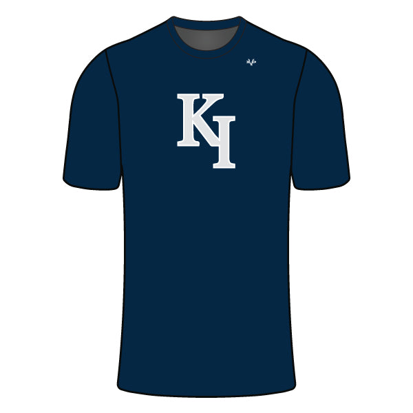 KENT ISLAND WRESTLING COMPRESSION SHIRT