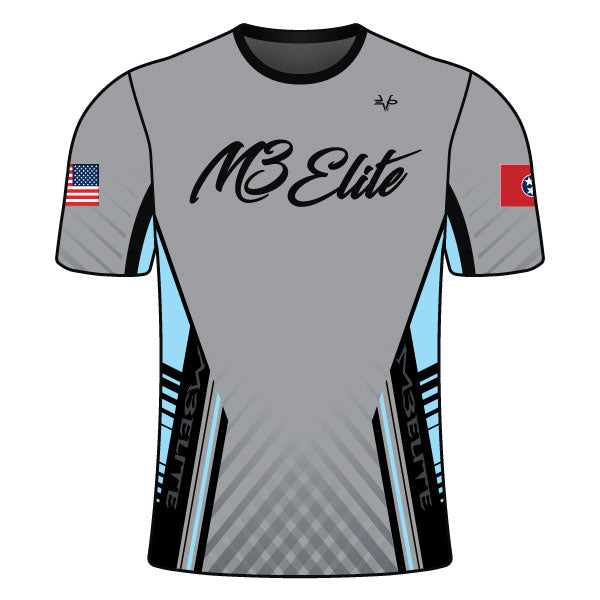 Evo9x M3 ELITE Full Dye Sublimated Crew Neck Shirt