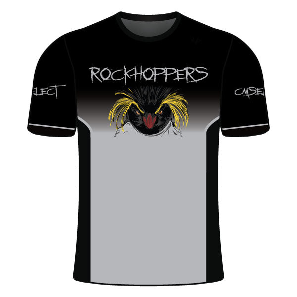 Evo9x CM SELECT ROCKHOPPERS Full Dye Sublimated Crew Neck Shirt Black