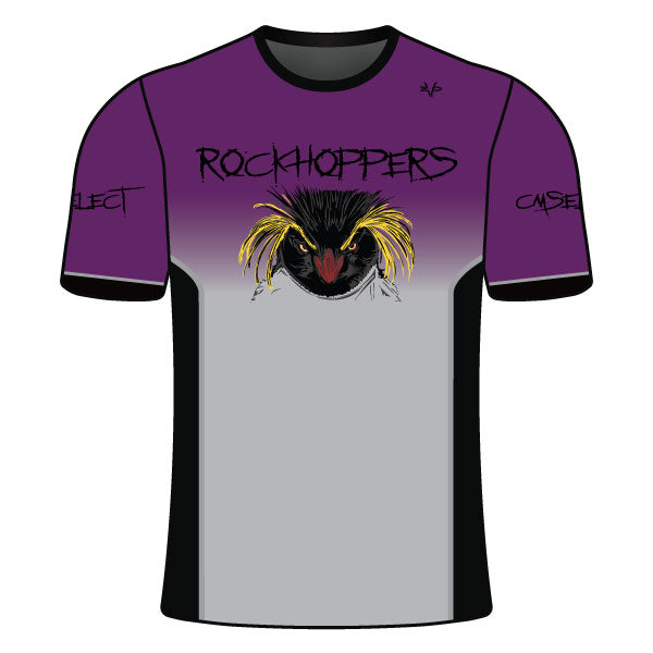 Evo9x CM SELECT ROCKHOPPERS Full Dye Sublimated Crew Neck Shirt Purple
