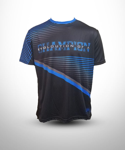 Full dye sublimated jersey EOC2