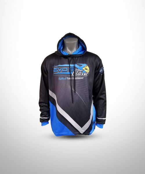 Full Dye Sublimated Hoodie EVO CL16